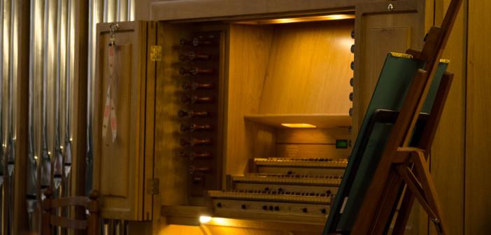 Alba adriatica, organo a canne