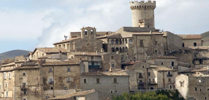 Santo stefano di Sessanio Abruzzo