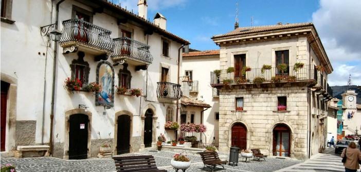 Borgo di Pescocostanzo
