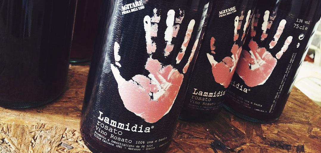 La 'mmidia e il vino