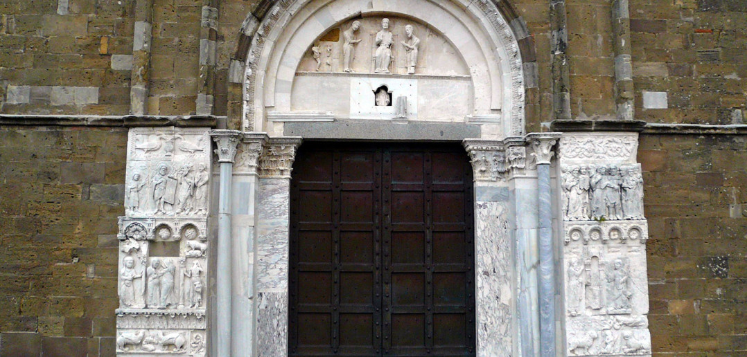 Portale della Luna San Giovanni in Venere