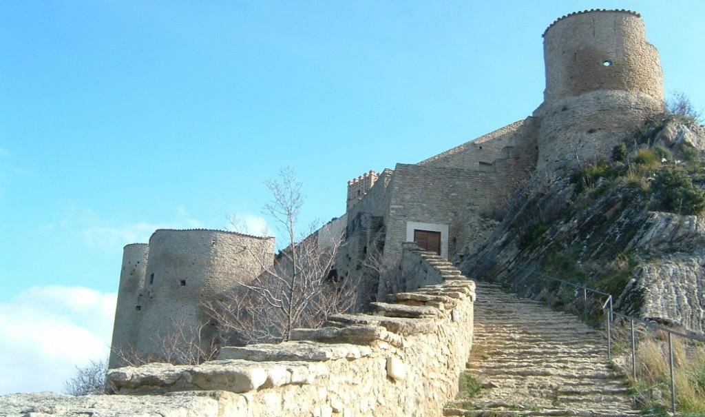 scala castello-roccascalegna